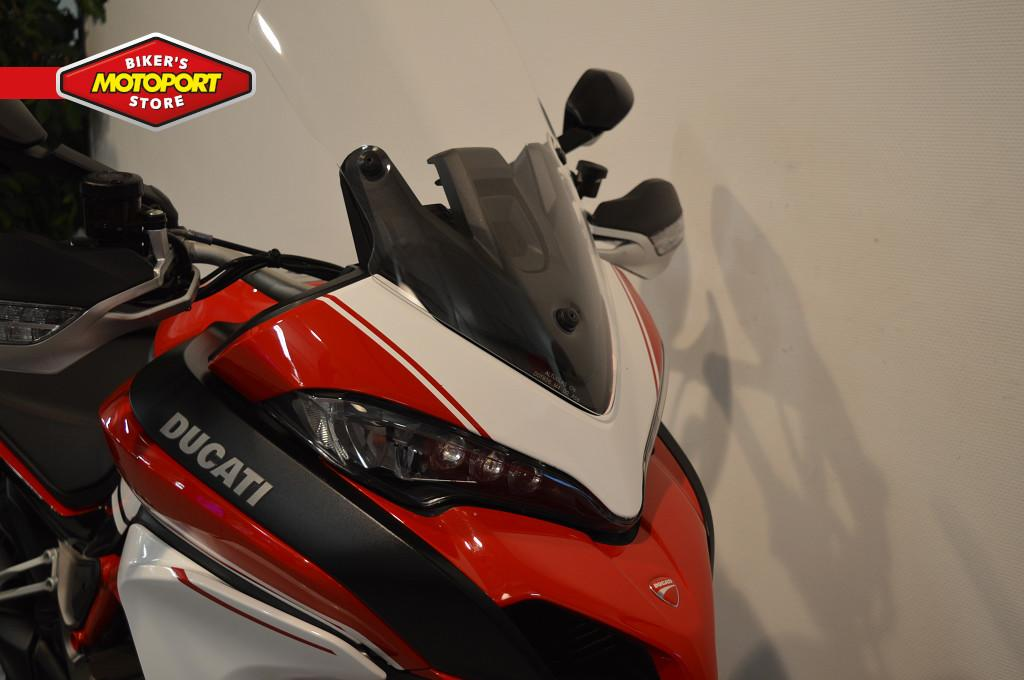 DUCATI - MULTISTRADA 1200 S ABS TOURING