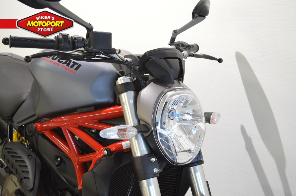 DUCATI - MONSTER 821 ABS