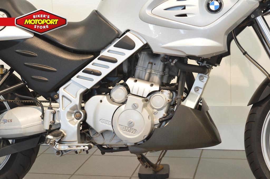 BMW - F 650 CS SCARVER
