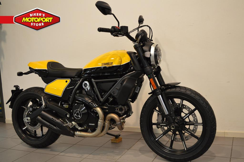 DUCATI - SCRAMBLER 800 FULL THROTTLE