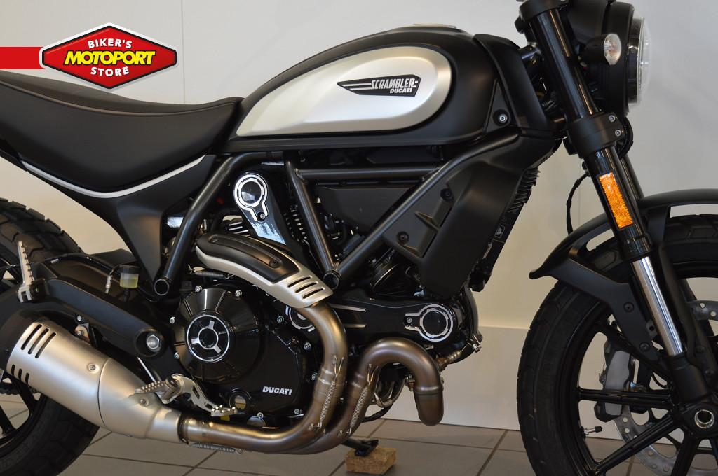 DUCATI - SCRAMBLER 800 ICON DARK