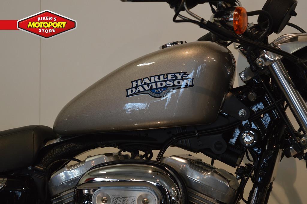 HARLEY-DAVIDSON - SPORTSTER LOW XL 883 L