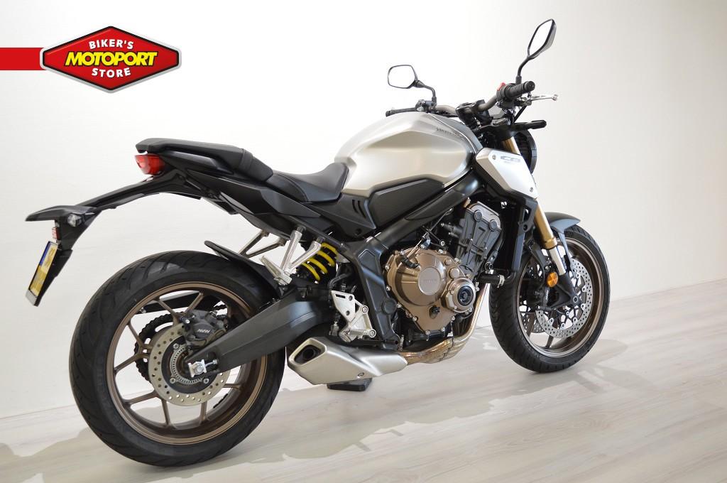 HONDA - CB 650 R ABS