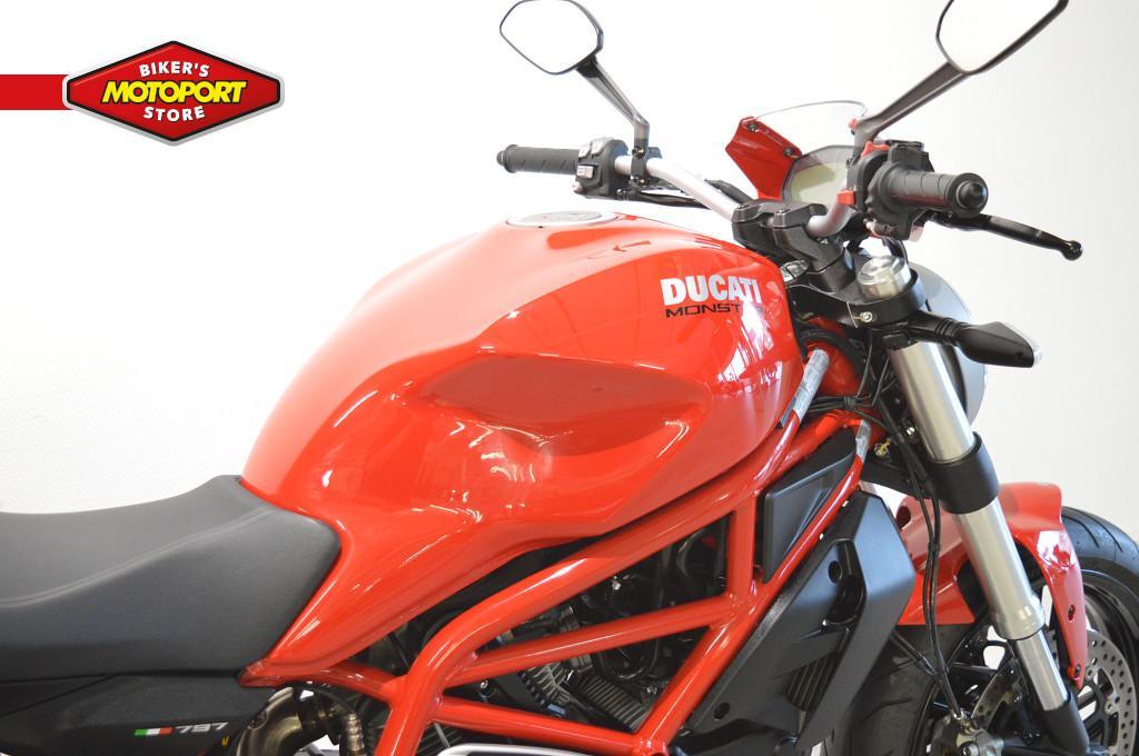 DUCATI - MONSTER 797 PLUS