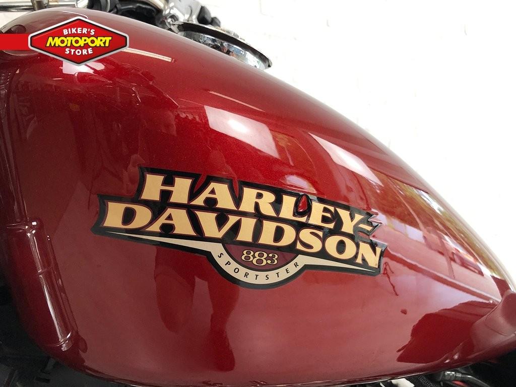 HARLEY-DAVIDSON - XLH 883 SPORTSTER
