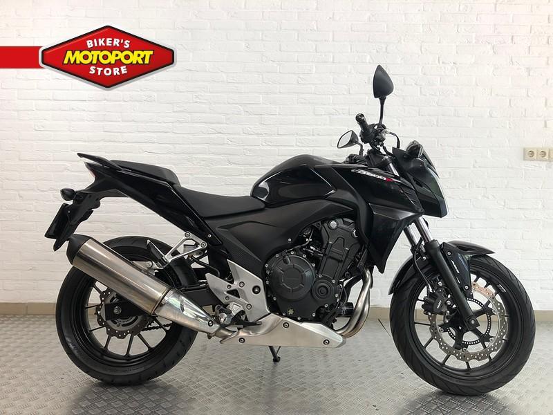 HONDA - CB 500 F ABS A2