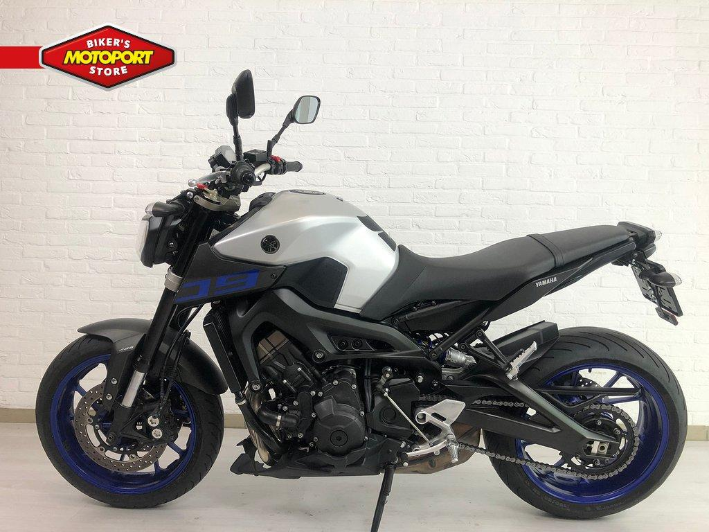 YAMAHA - MT-09 ABS