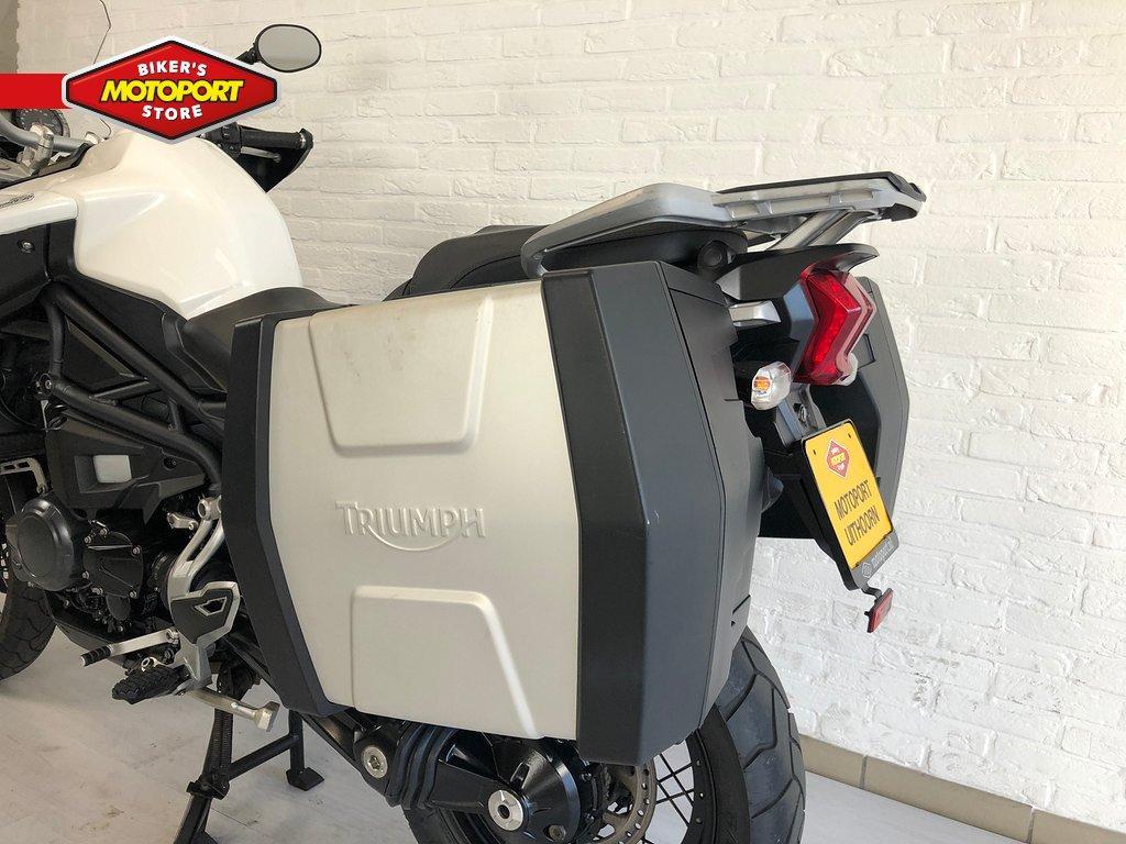 TRIUMPH - TIGER 1200 EXPLORER