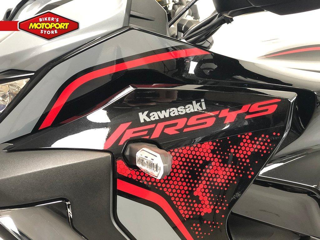 KAWASAKI - VERSYS 1000 S ABS