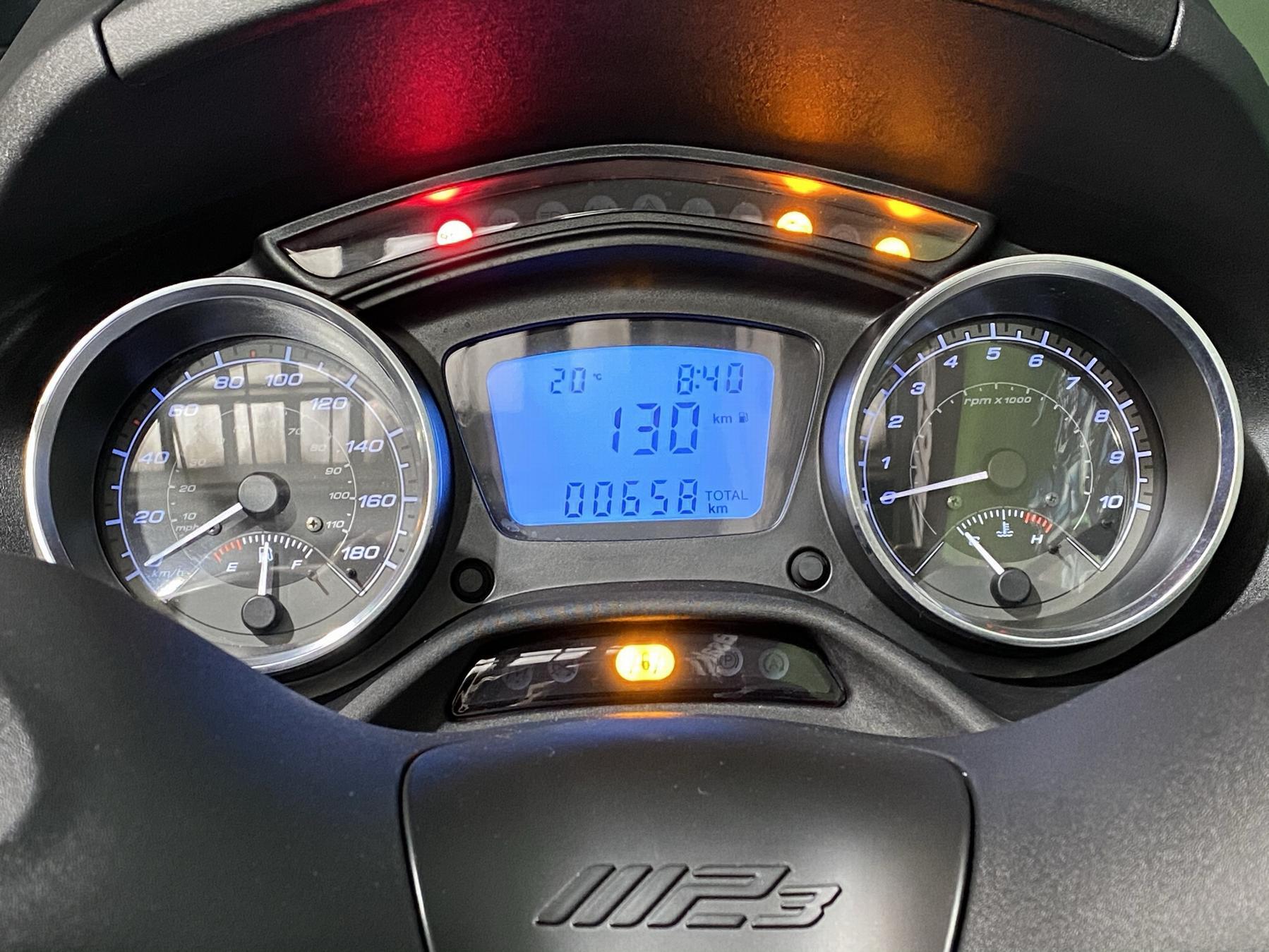 PIAGGIO - MP3 500 LT ABS SPORT HPE