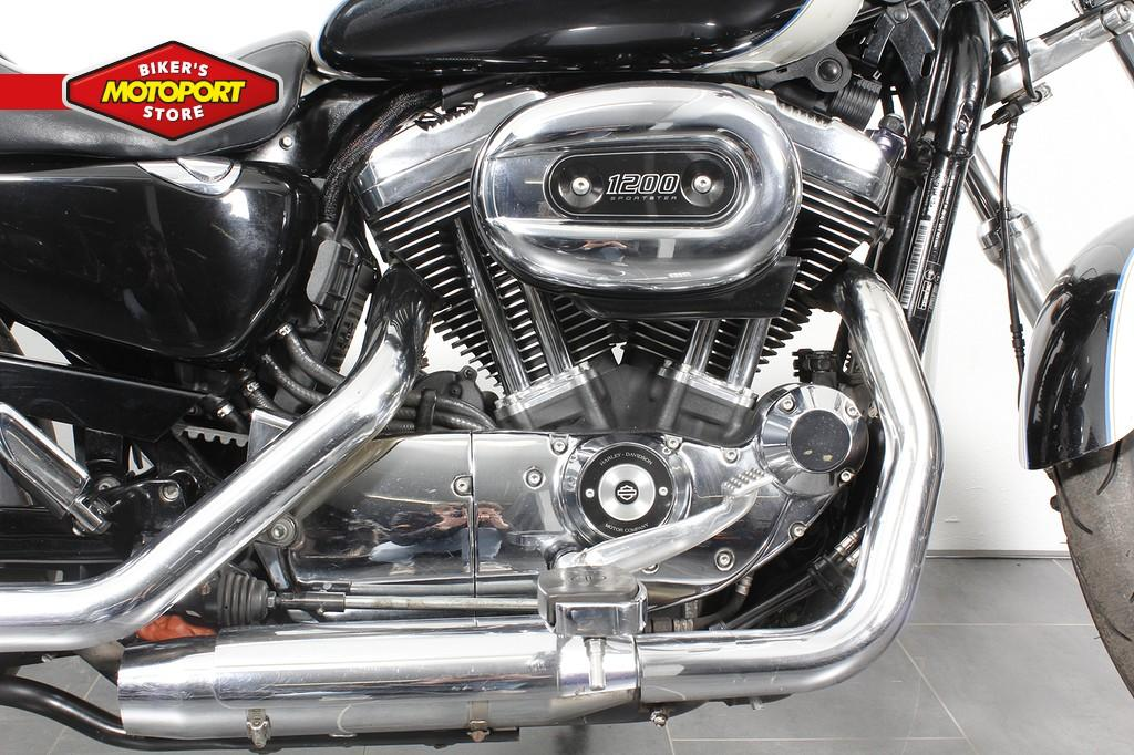 HARLEY-DAVIDSON - XL 1200 SUPER LOW