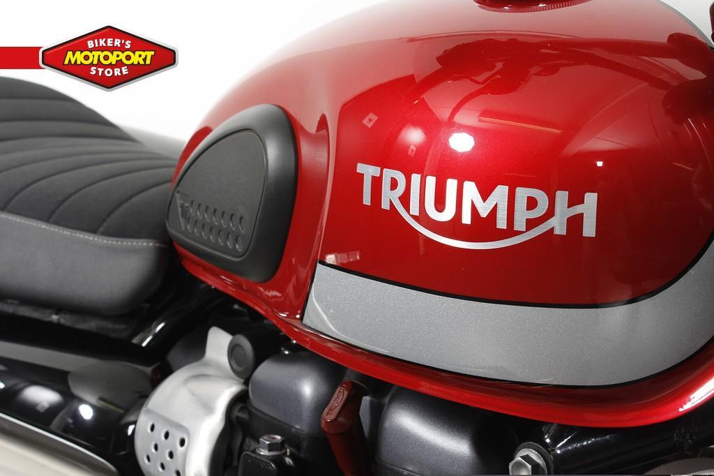 TRIUMPH - Scrambler