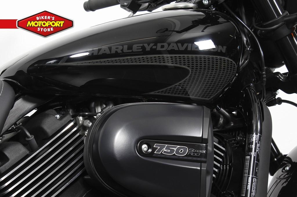 HARLEY-DAVIDSON - STREED ROD XG 750