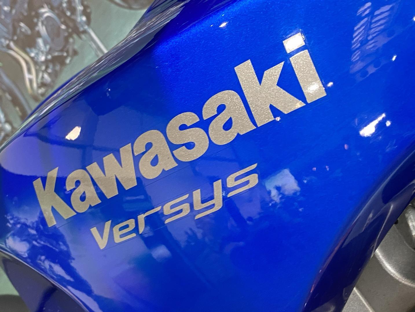 KAWASAKI - VERSYS