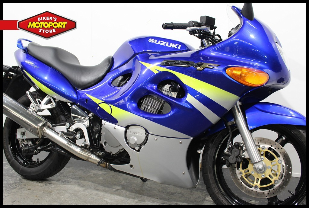 SUZUKI - GSX 600 F