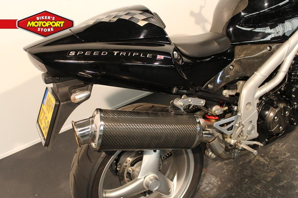 TRIUMPH - SPEED TRIPLE