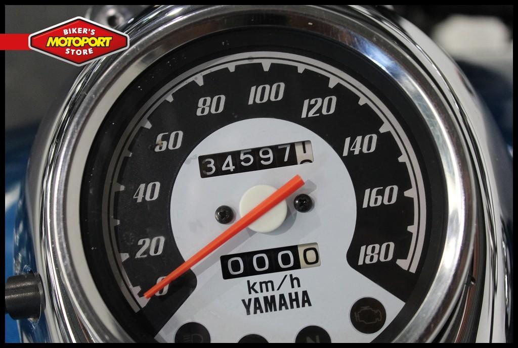 YAMAHA - XVS 650 dragstar