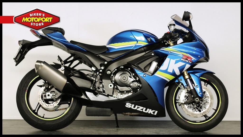 SUZUKI - GSX R 750 Suzuki GSXR750 gsx