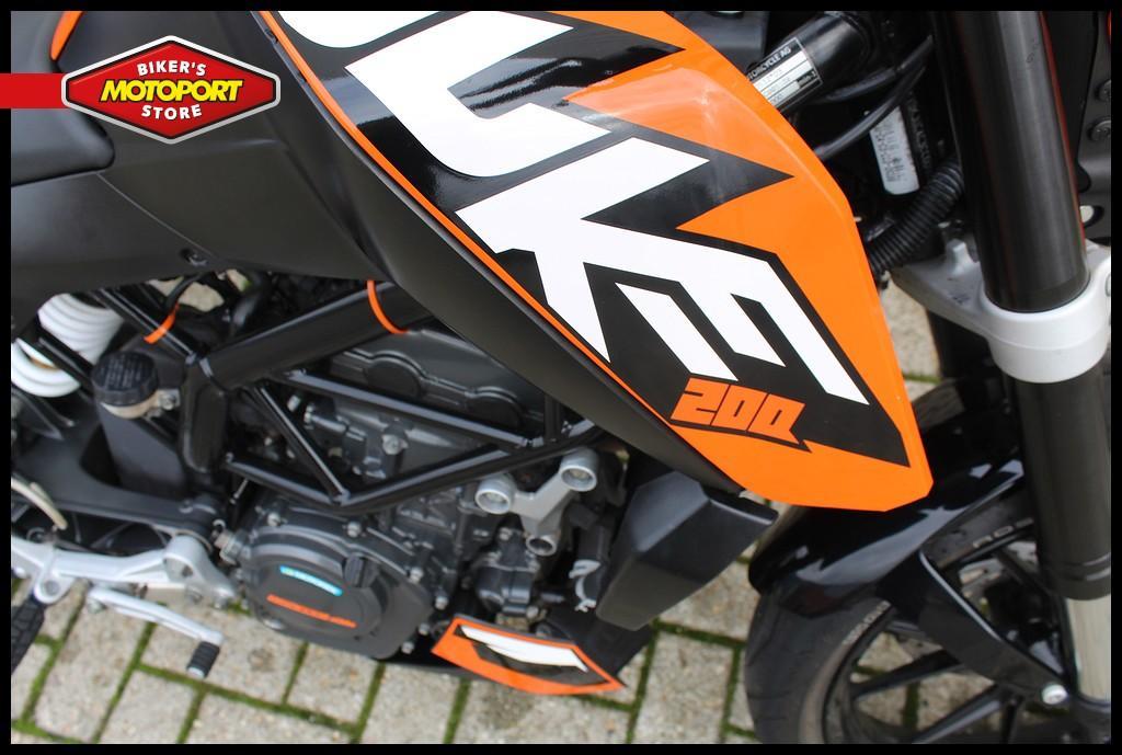 KTM - 200 DUKE