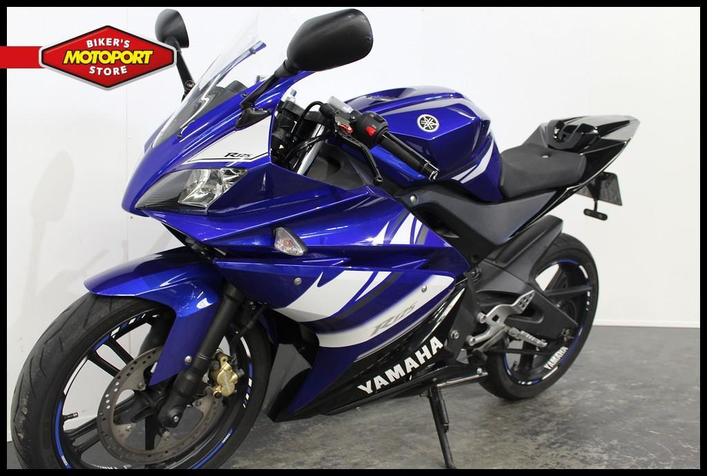 YAMAHA - YZF-R125