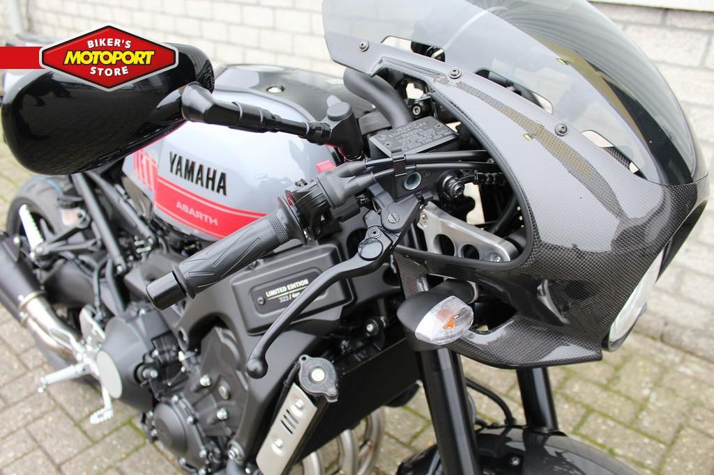 YAMAHA - XSR 900 Abarth