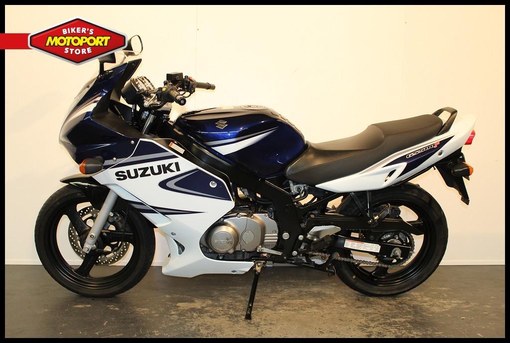 SUZUKI - GS 500F (A2)