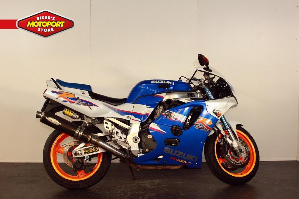 SUZUKI - GSX-R 750 W