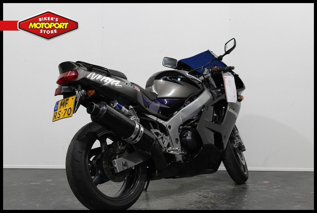 KAWASAKI - ZX 6 R Ninja