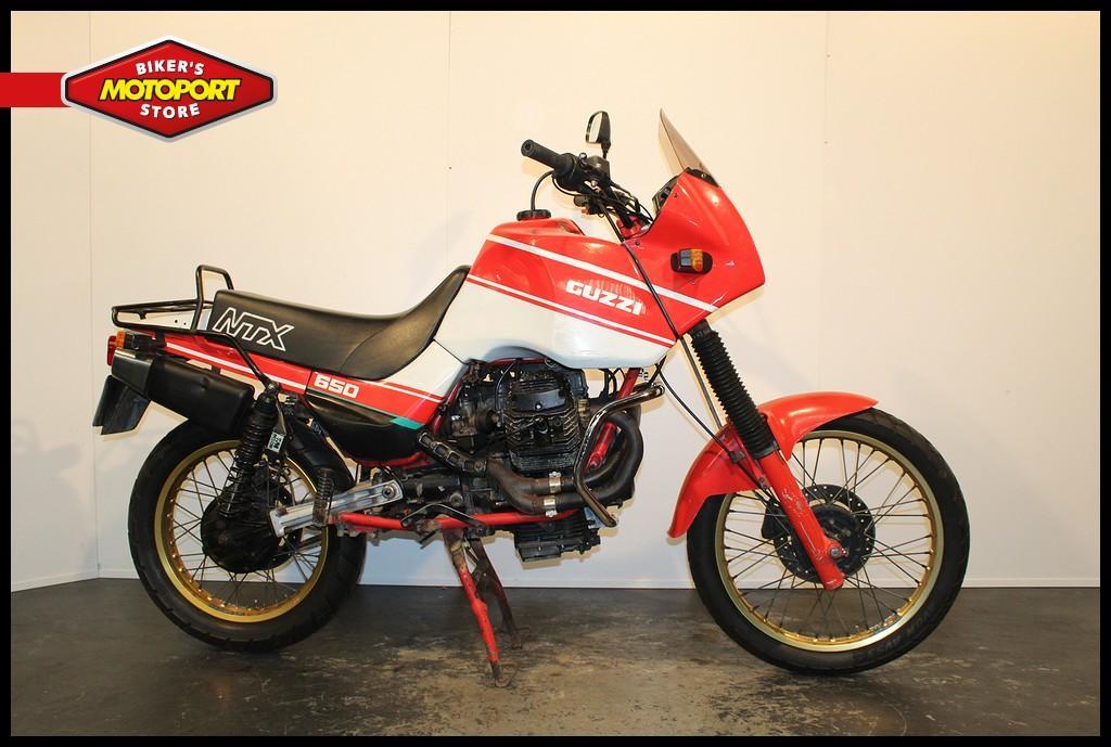 MOTO GUZZI - NTX 650