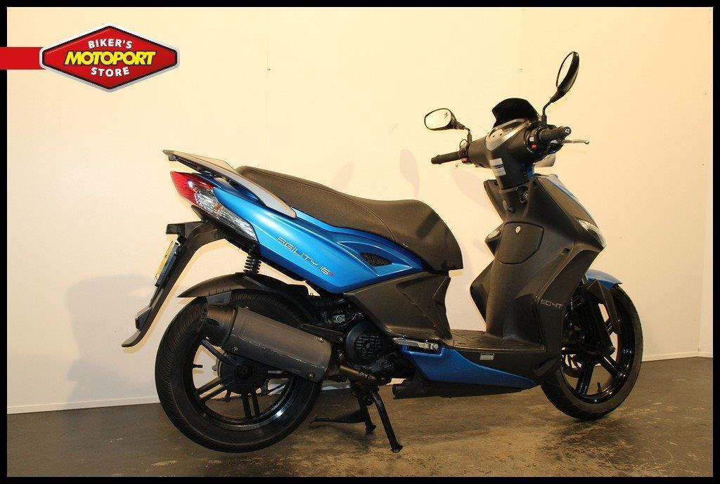 DG Wheels - Neco Azzuro 50cc