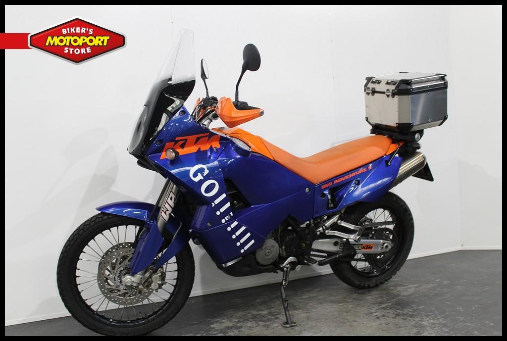 KTM - 950 ADVENTURE 72 KW