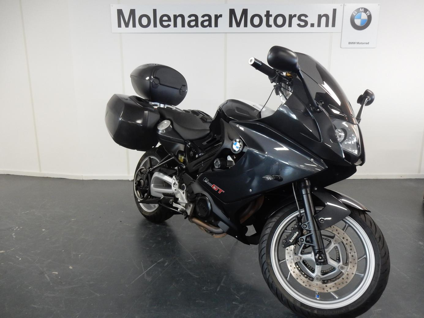 BMW - F800 GT