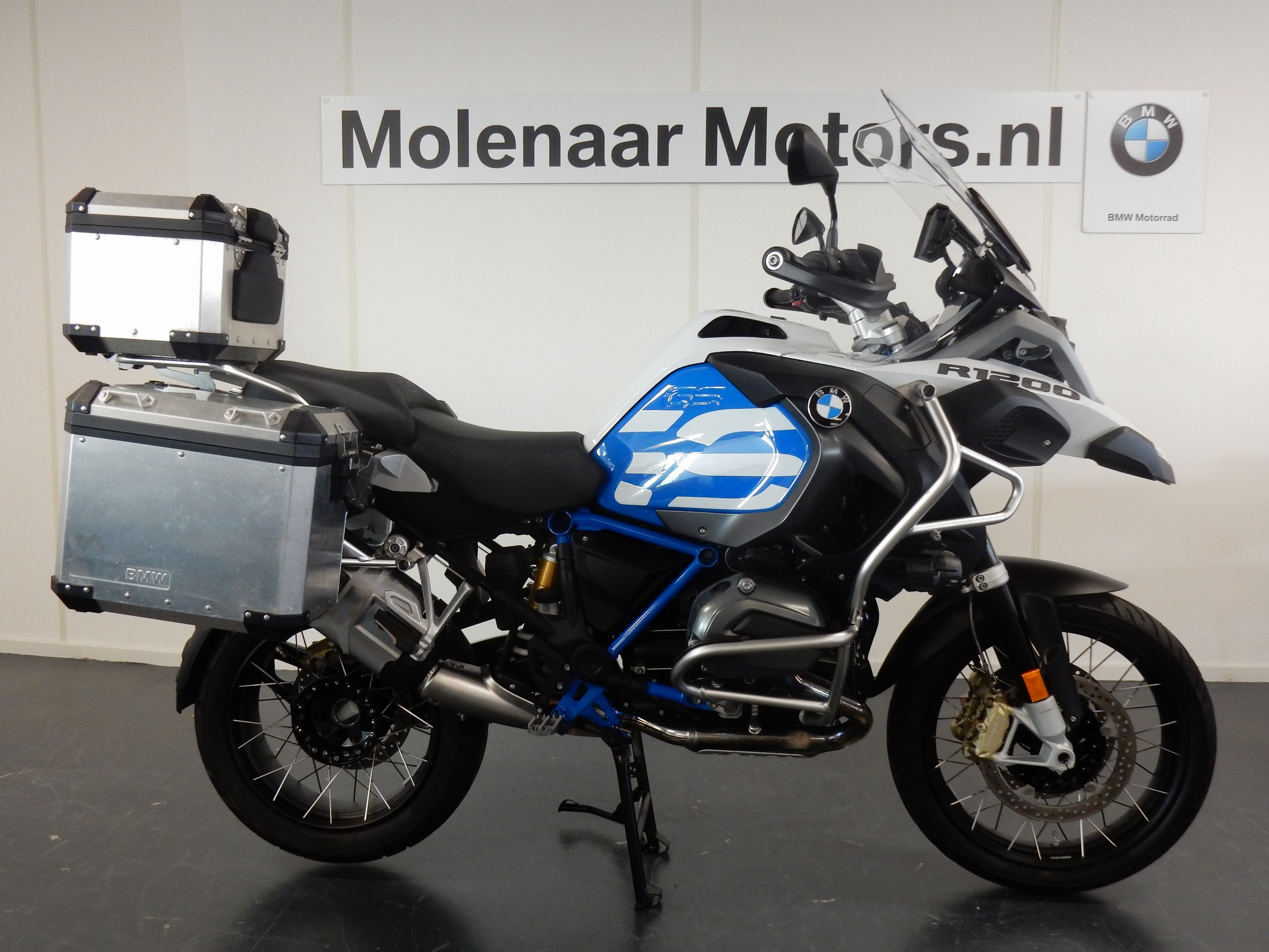 BMW - R1200 GS Adventure/LC