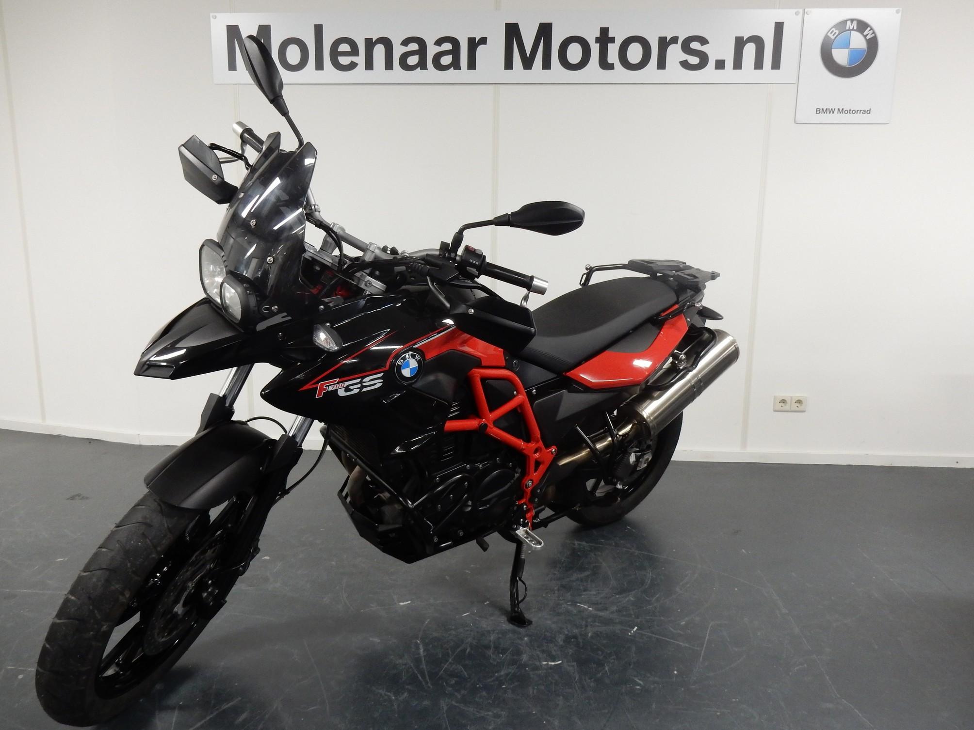 BMW - F700 GS