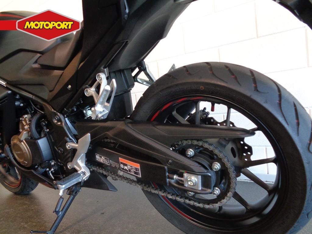 HONDA - CBR 500 R Scorpion