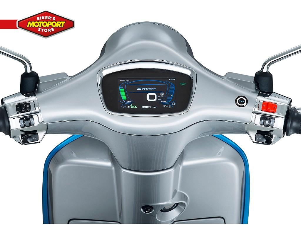 VESPA - Elettrica 45 km bromscooter