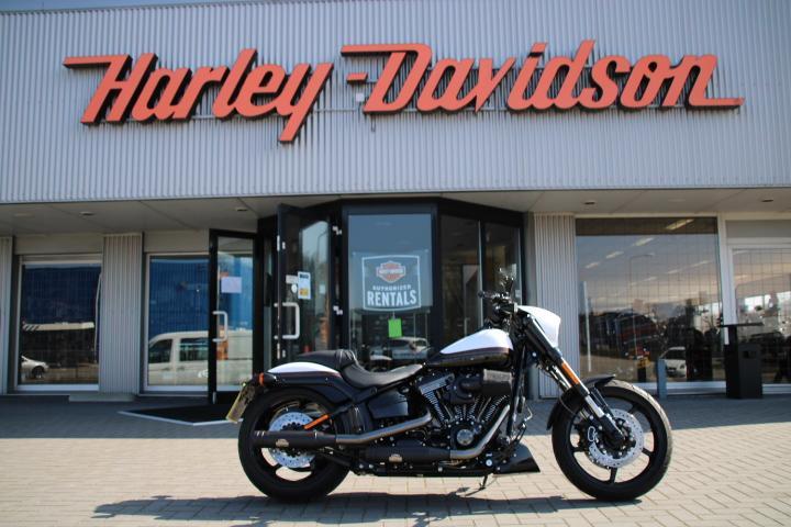 HARLEY-DAVIDSON - FXSE Pro Street Break Out
