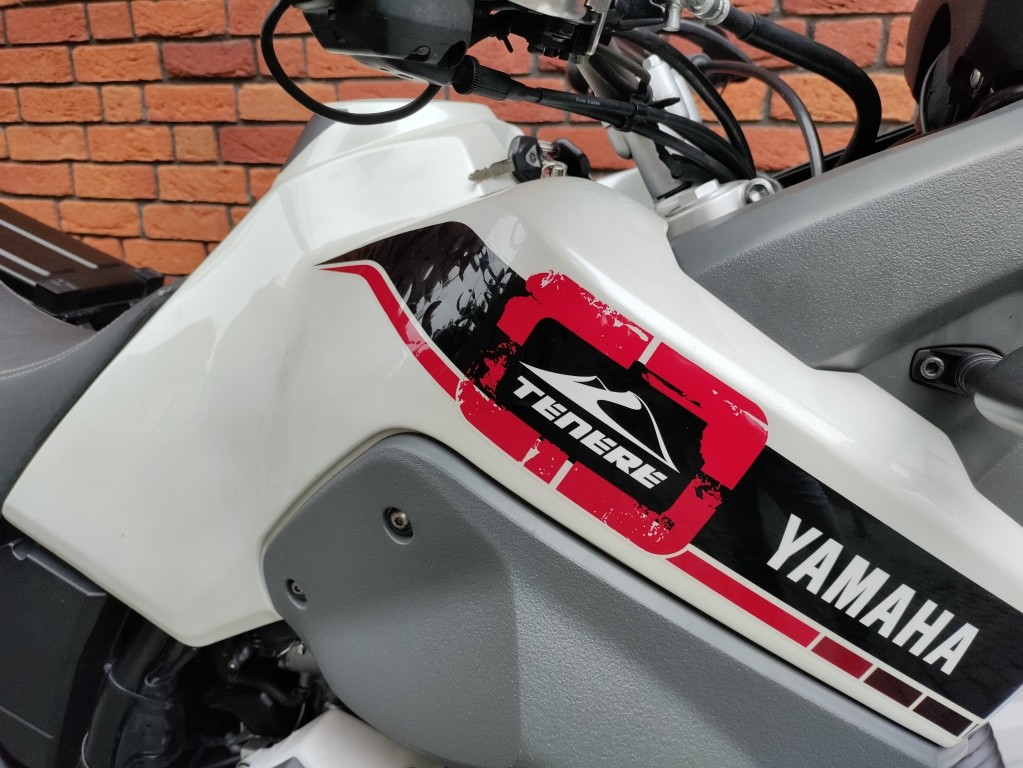 YAMAHA - XT 660 Z Tenere ABS Explorer C