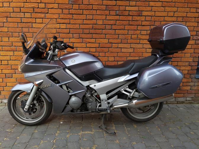 YAMAHA - FJR 1300 A ABS