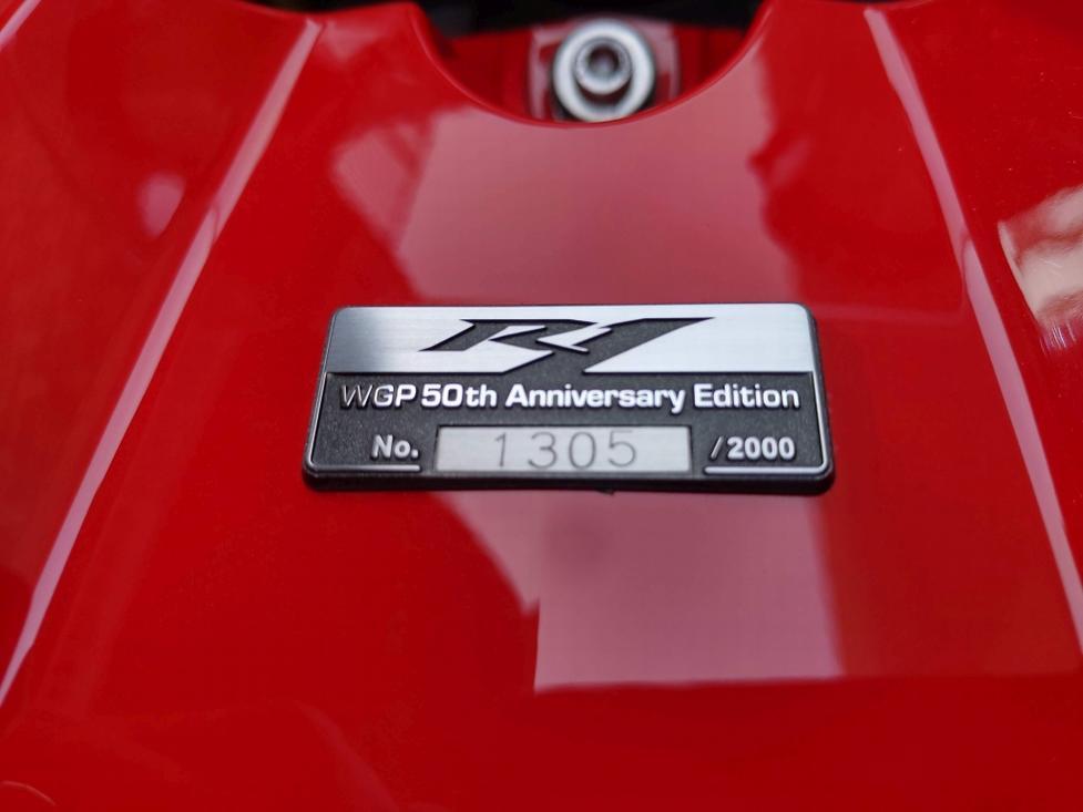 YAMAHA - YZF-R1 50th Anniversary limite