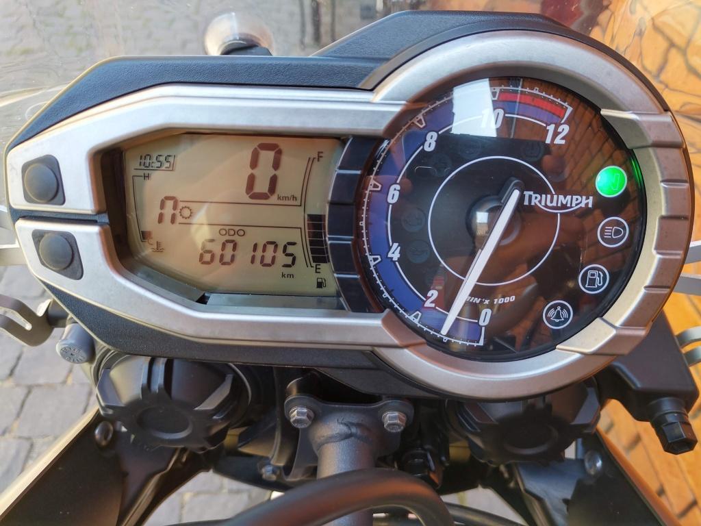 TRIUMPH - TIGER 800 ABS