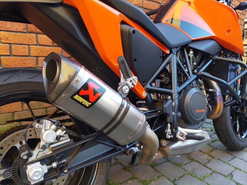 KTM 690 Duke ABS