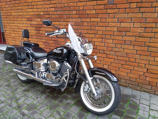 YAMAHA - XVS 650 A Drag Star Classic