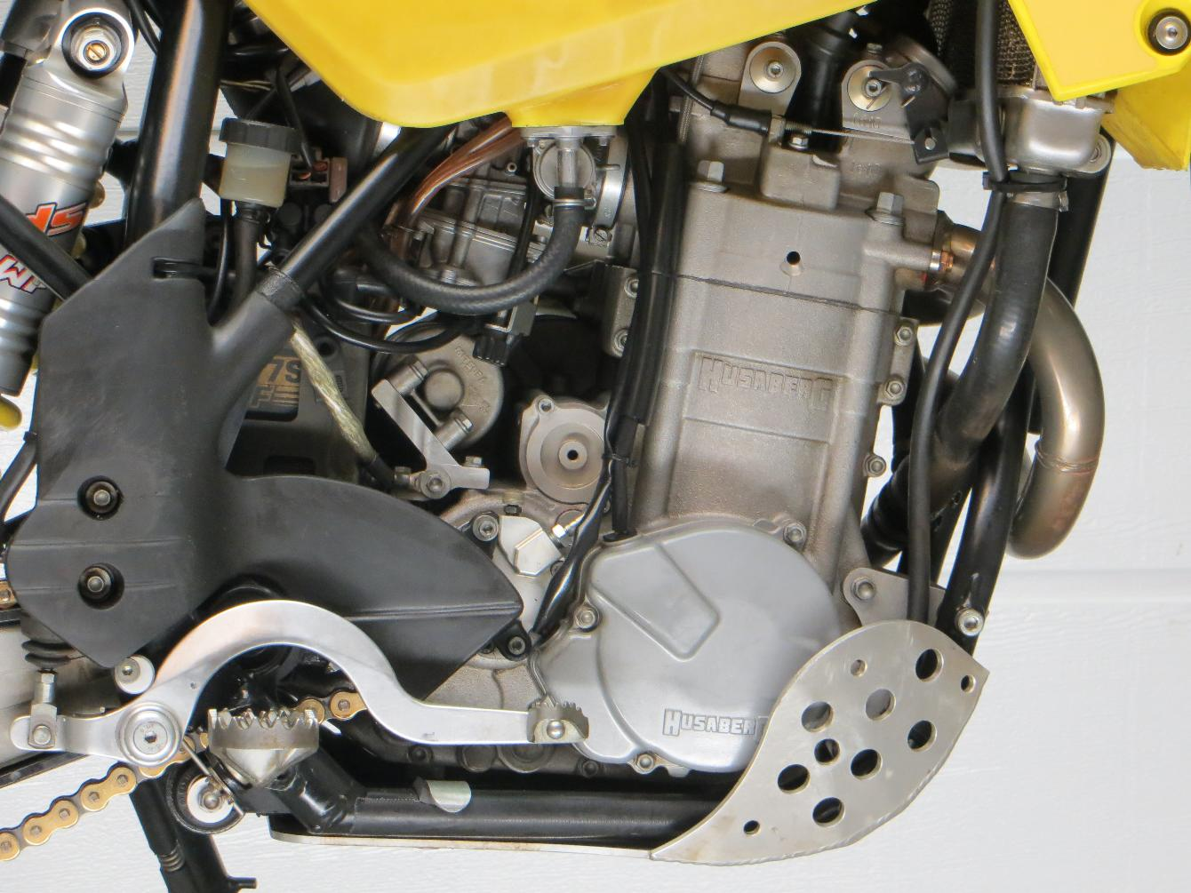 HUSABERG - FE 450 E