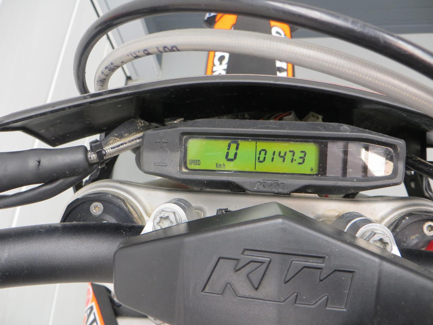 KTM - 450 EXC