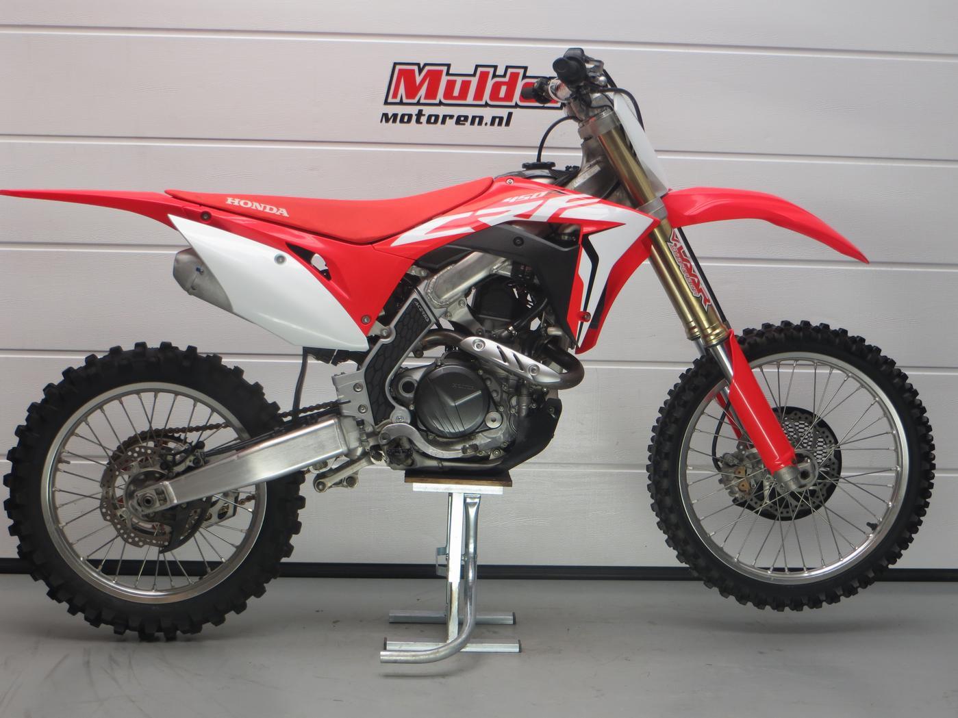 HONDA - CRF 450 RJ