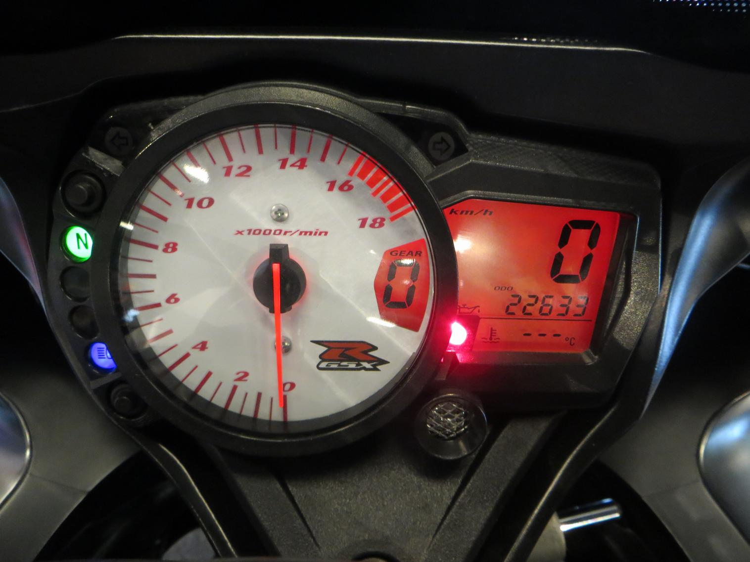 SUZUKI - GSX 600 R