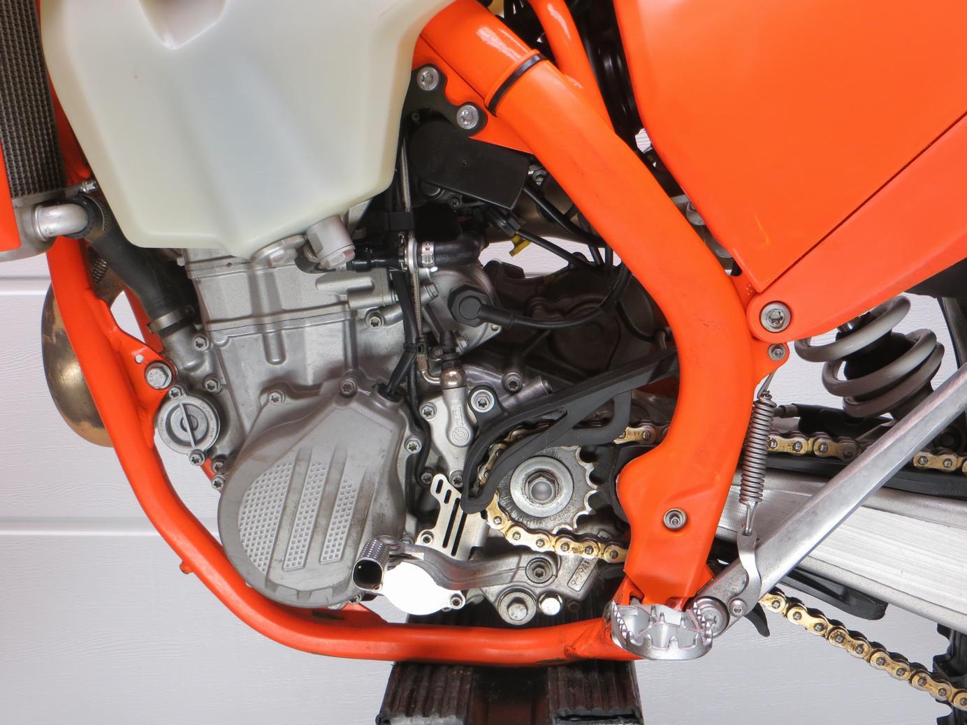 KTM - 450 EXC-F