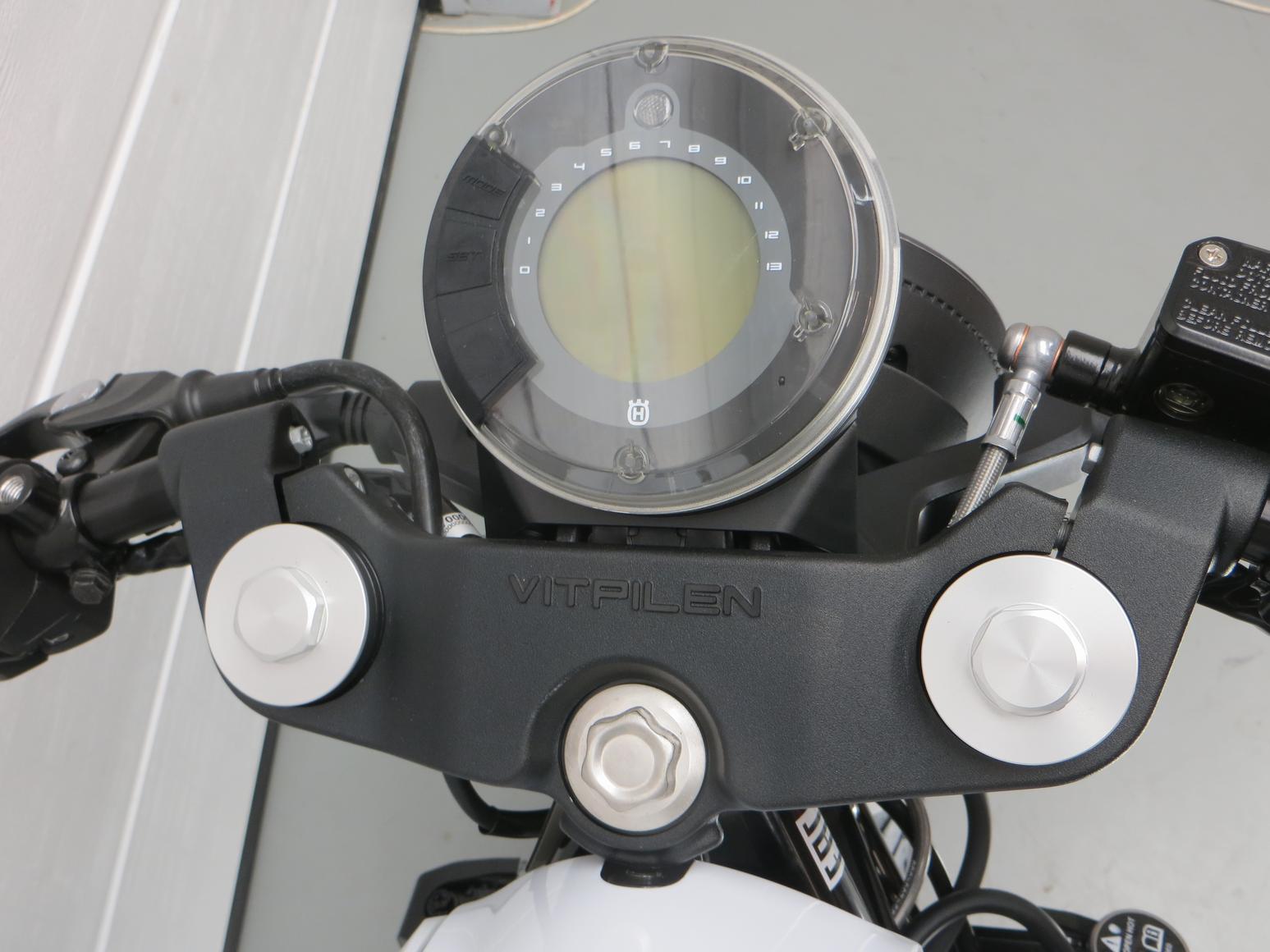 HUSQVARNA - VITPILEN 401