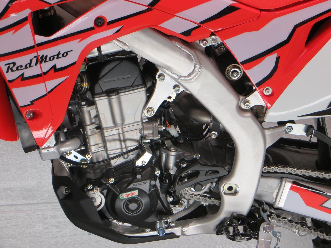 HONDA - CRF 400 RXK ENDURO